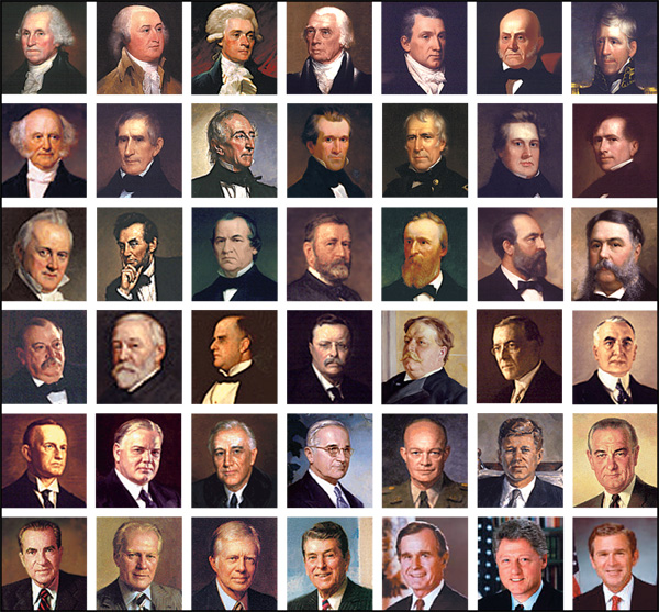 Us-presidents-wallpaper