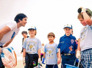 ian-somerhalder-and-boy-scouts-on-earth-day