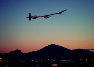 Solar Plane