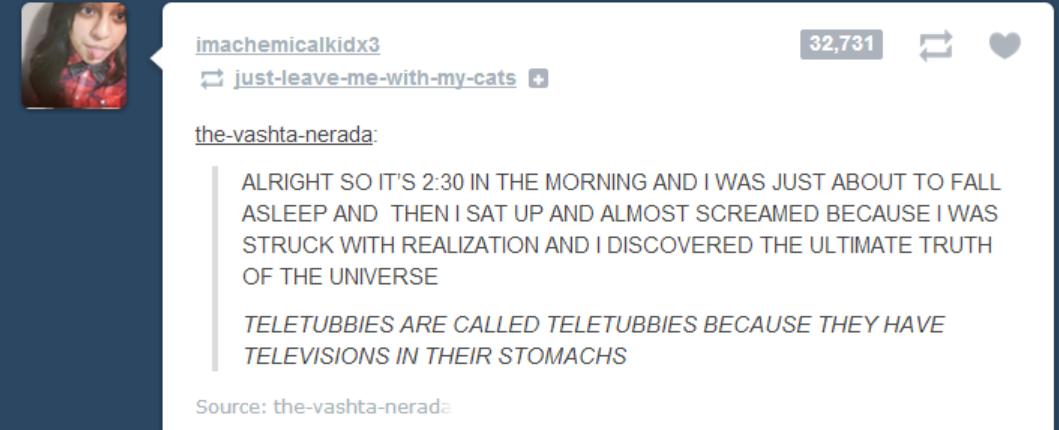 13 Times Tumblr Was Hilarious  Mibba