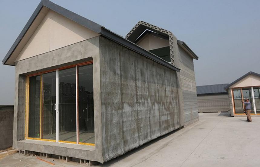 3D printed house 6
