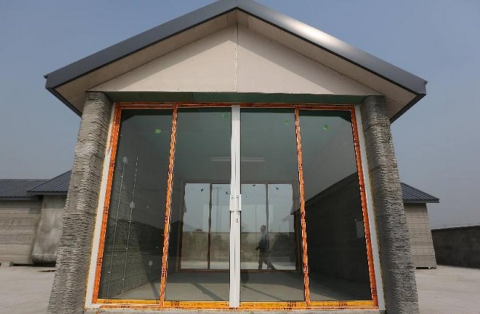 3D printed house 4