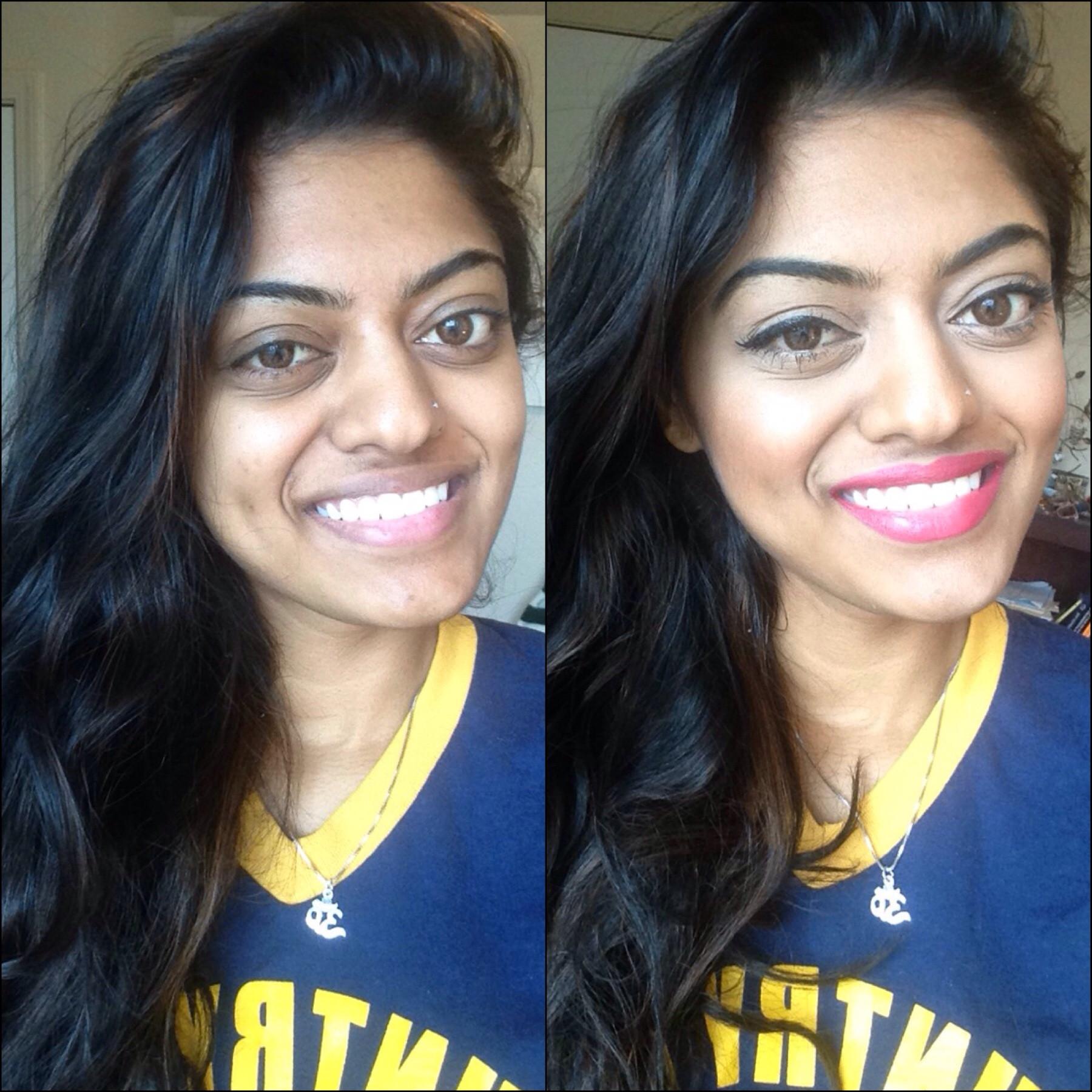 Makeup Before And After Reddit | Saubhaya Makeup