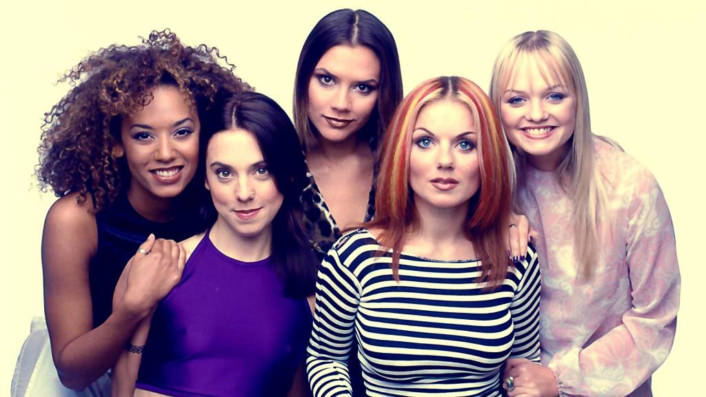 The Spice Girls Wannabe