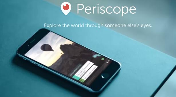 periscope twitter