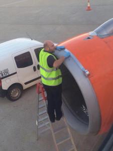 duct tape-plane