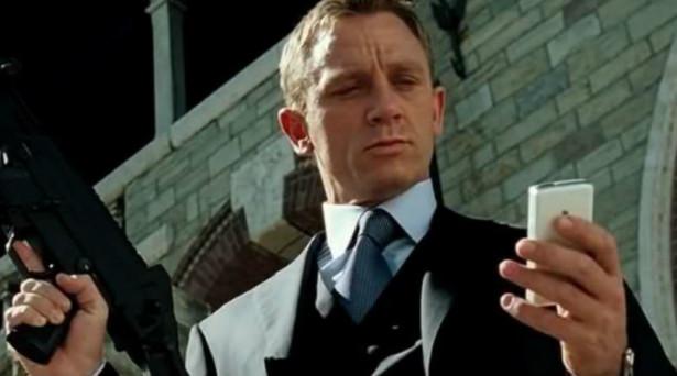 Bond, James Bond may be listening in on your phone calls. (Photo: Metro-Goldwyn-Mayer)